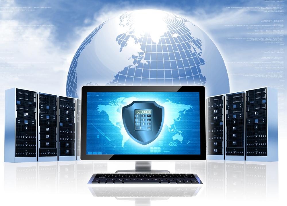 雲端Linux主機網站代管、中華電信HINET專線機房、工業級高階防火牆系統